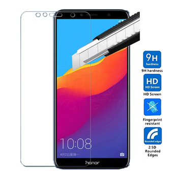 9H Tempered Glass for Hauwei Y7 2018 Protective Film Screen Protector Film For Huawei Y7 2018 Tempered Glass image