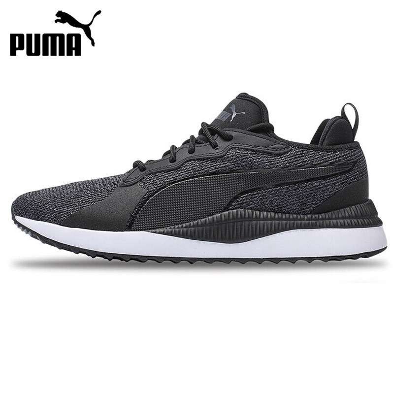 Original New Arrival 2017 PUMA Pacer Next Tw Knit Mens Skateboarding Shoes Sneakers