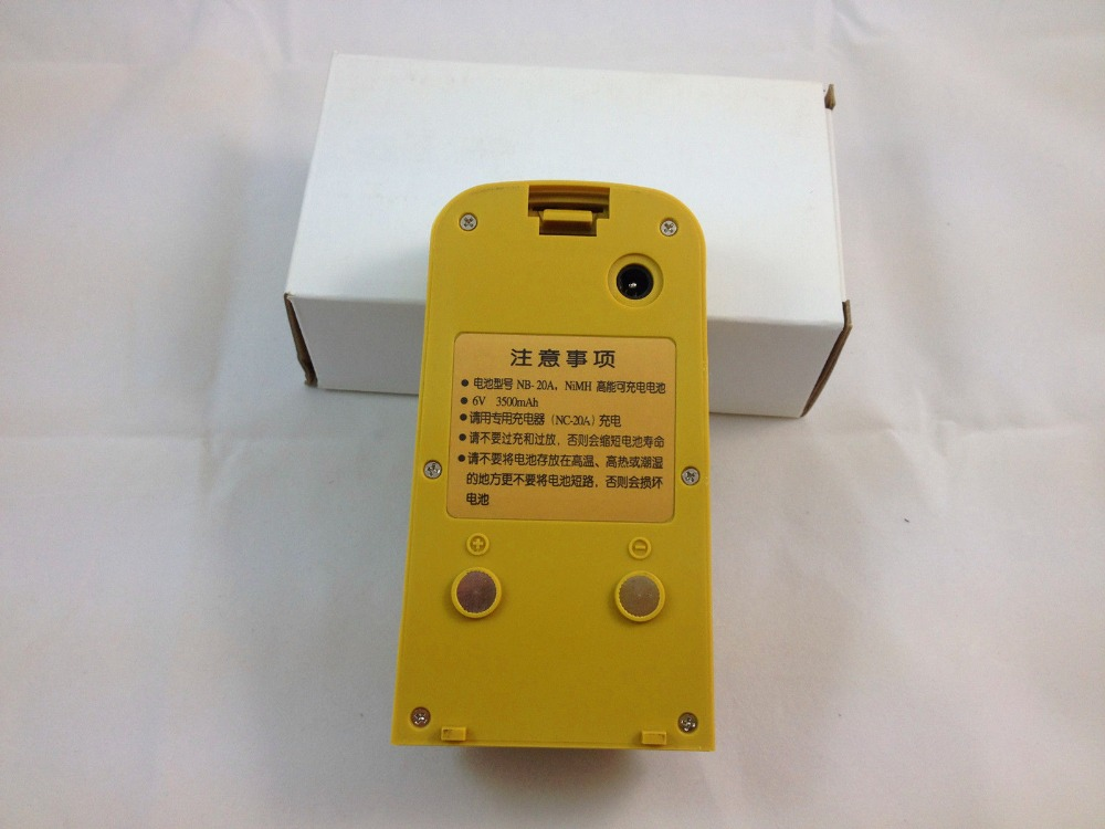 South Survey Total Station Battery NB-20a South NB20a battery for south total stationSouth Survey Total Station Battery NB-20a South NB20a battery for south total station