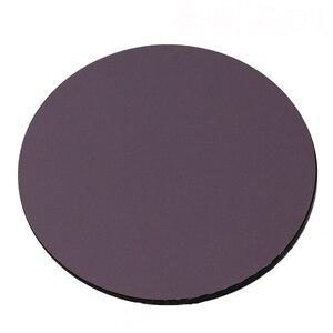 Image 1 - 10PCS/bag 1U Fiber Diamond fiber polishing sandpaper/paper 1u Round 127mm fiber abrasive sheet supplies Free shipping