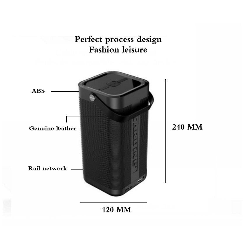 Bluetooth Luidspreker Draadloze caixa de som Mini Muziek Klankkast - Draagbare audio en video - Foto 5