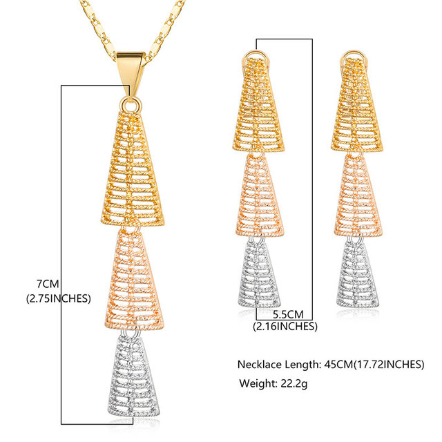 OUMEILY Jewelry Sets Women...