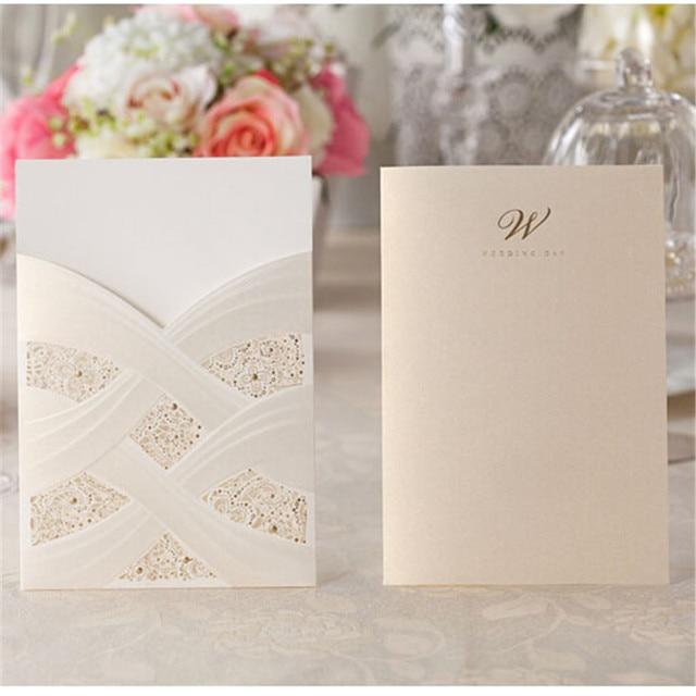 Hot Vender 1 Pcs Casamento Personalizado Convites De Casamento De