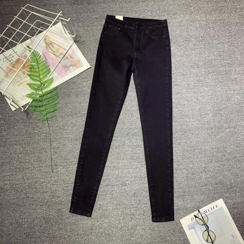 women_skinny_denim_hight_waist_elastic_jeans_mujer_femme_long__pants_plus_size_woman_stretch_5xl_black_blue_jean_solid_clothes_3052