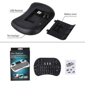 Image 5 - Touyinger חדש הגעה מיני i8 מקלדת אוויר עכבר מולטימדיה מרחוק Touchpad כף יד עבור מקרני אנדרואיד וטלוויזיה חכמה