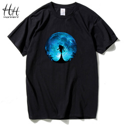 Hanhent beat goku moon print t shirt men fashion the dragon ball z little monkey cotton.jpg 250x250