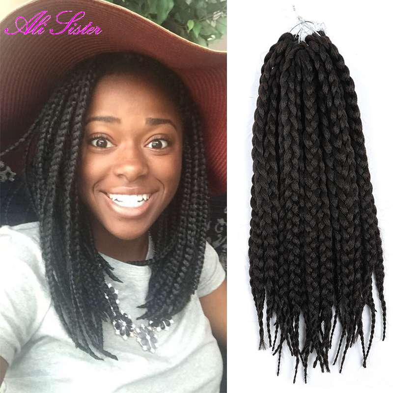 Best long length afro twist hair box braids hair crochet ...