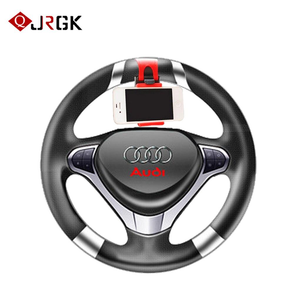 JRGK Магнитная автомобиля мобильного телефона держатели dashboard колеса тарелка висит крокодил пластины 360 градусов черный ABS + пластик