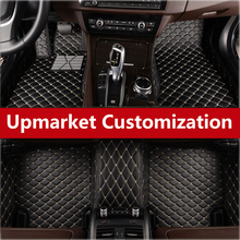 Car Interior Floor Mats Fit Left Drive Seat Cover Full Set For Kia K2 K3 K3s K4 K5 Kx3 Kx5 Kx7 Kxcross Cachet Pegas Sportage