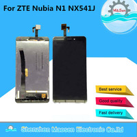 M Sen LCD Screen Display Touch Panel Digitizer For 5 5 ZTE Nubia N1 NX541J White