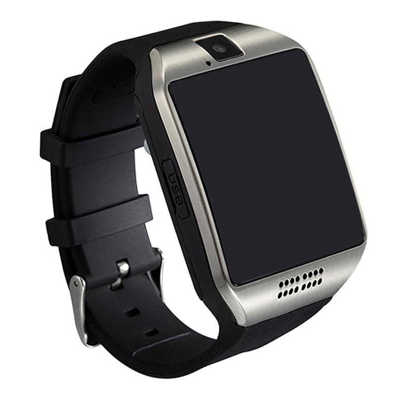 Сән Мультимедиа Bluetooth Smart Watch Facebook Facebook - Ерлердің сағаттары - фото 4