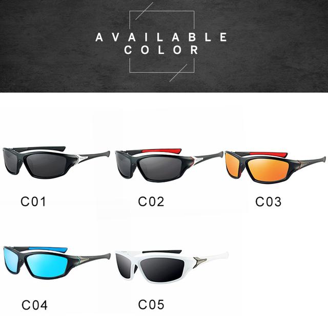 2018 New Luxury Polarized Sunglasses Men's Driving Shades Male Sun Glasses Vintage Driving Classic Sun Glasses Men Goggle