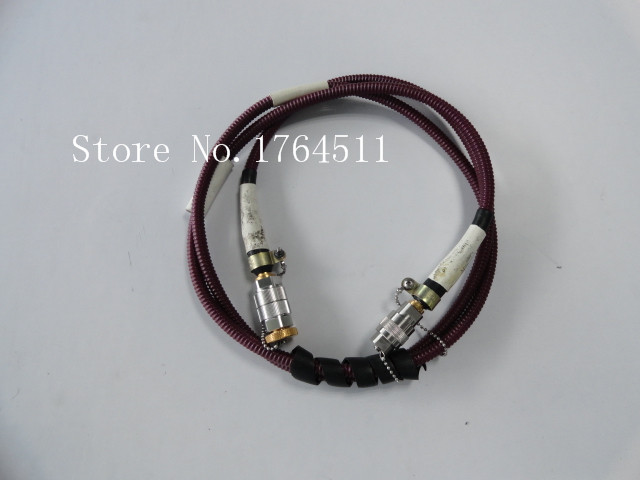 [BELLA] GORE DC-3GHZ N Joint Test Line With Revolution Flat Dust Cap RF Cable 1.8 Meters