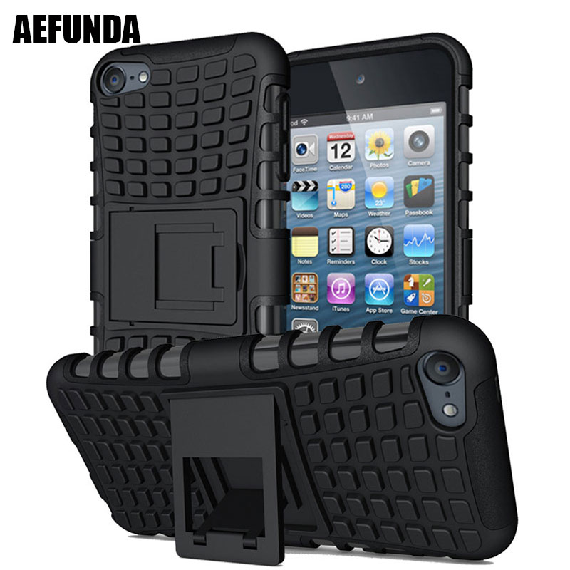 Basketball Impact Armor Hard /& Soft Rubber Hybrid Case iPod Touch 5th 6th Gen