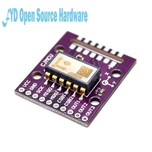 Image 2 - CJMCU 100 SCA100T D02 عالية الدقة ثنائي المحور الميل الاستشعار 90 درجة المدى 1g