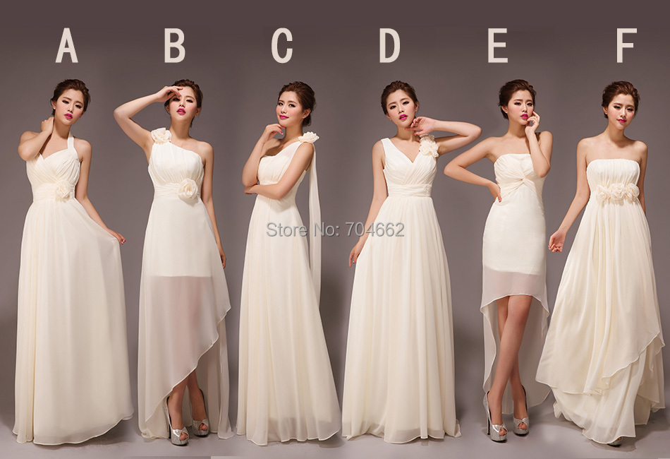 Free shipping hot sale long designs elegant formal for Plus size champagne colored wedding dresses