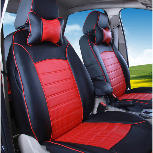 buy car seat cover for bmw x1 accessories for cars seats customized pu leather. Black Bedroom Furniture Sets. Home Design Ideas