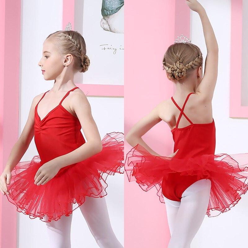 Детское балетное платье пачка бальное мини-платье выше колена для танцев, детские платья подарок для девочек, Детское пальто