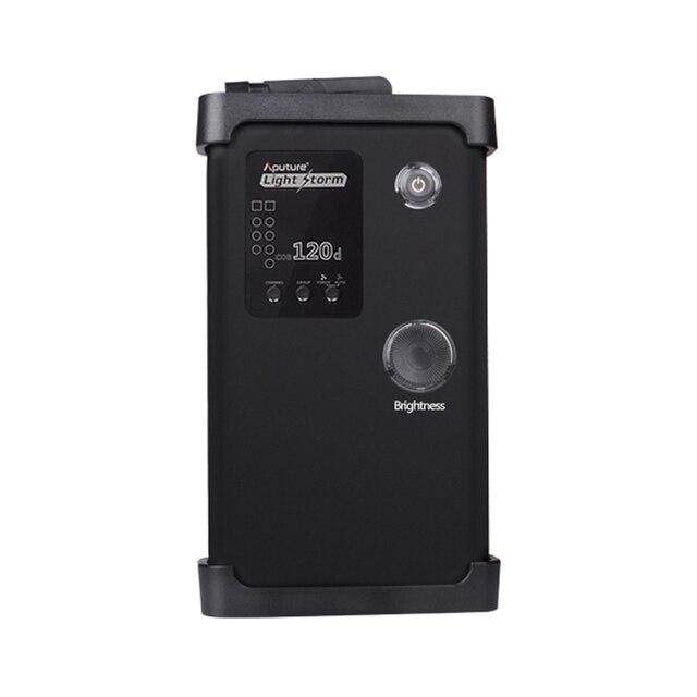 Aputure kontrol kutusu LS C120d v mount