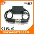 5PCS Single Channel HD ground loop Isolator for HDCVI/TVI/AHD 75Ohms Impedance CCTV Accessories UTP