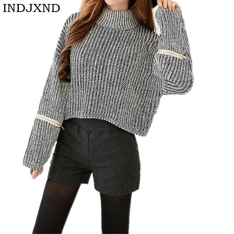 2018 Autumn Women Short Winter Elastic Waist Cool Trousers Fashion Female Super Quality Wool Slim Short Big Yards Thick Hot Sale