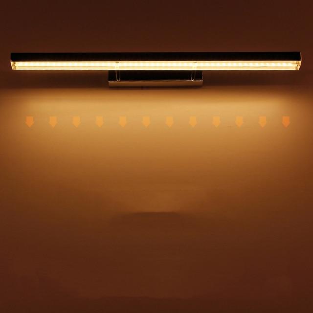 580mm Spiegel vorderen leuchten bad wc ant fog spiegelschrank licht ...