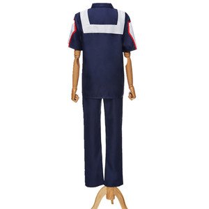 Image 5 - Disfraz de My Hero Academia para Boku no Hero Academia, uniforme escolar, Ochaco, Uraraka, Midoriya, Izuku, ropa deportiva