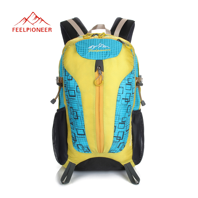 35L Waterproof Backpack Outdoor Bicycle Cycling Bike Backpacks Travel Mountaineering Bag Hiking bag rucksack wireless 2 4ghz led light traffic warning sign bicycle backpack rucksack rechargeable usb cable cycling backpacks bike bag