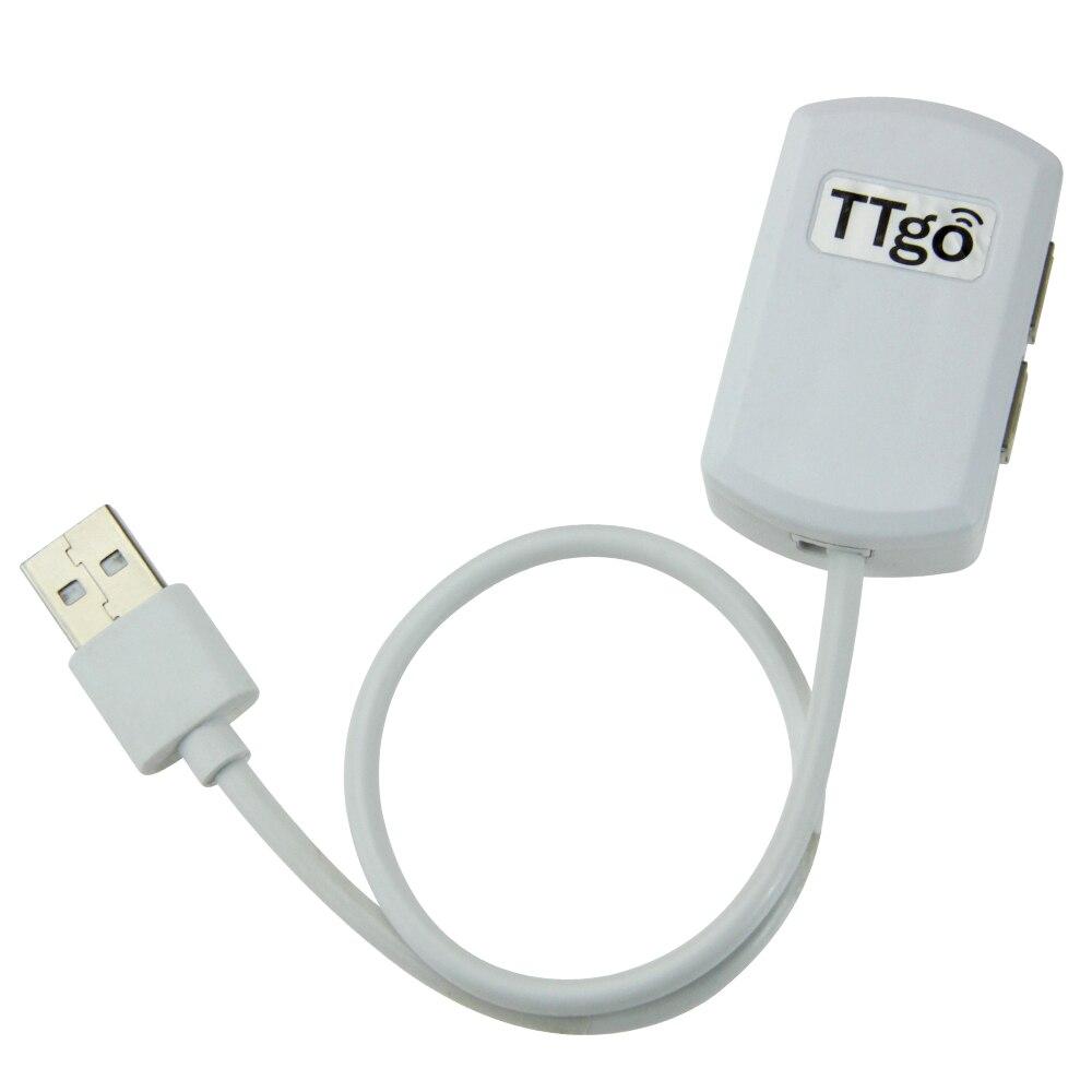 TTGO T-ice ESP32 WiFi wireless Module Control Bluetooth CP2104 RGB LED