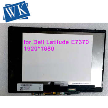 "13.3"" inch LCD Screen Touch Digister Full Assembly for Dell Latitude E7370 1920*1080"