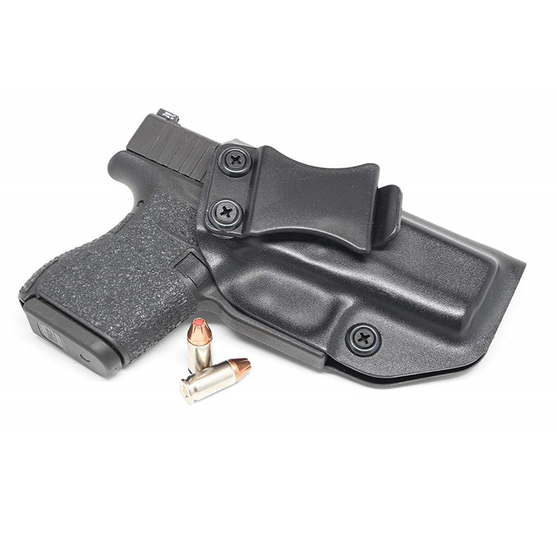 À l'intérieur de La Ceinture IWB Kydex Étui Personnalisé Pour Glock 43 Gen 1-5 Caché Portent Des Armes Pistolet Cas kydex ceinture clip