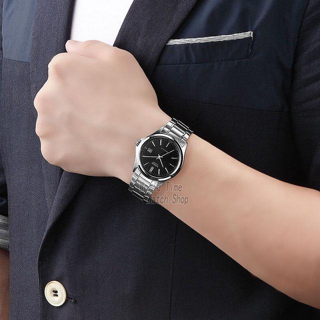 Casio Analogue Men's Quartz Waterproof Watch 3