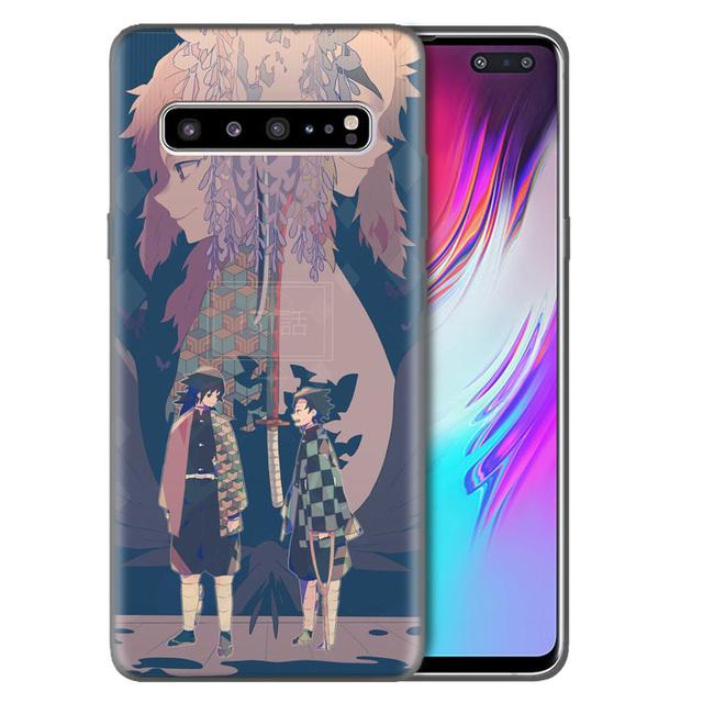 Demon Slayer Kimetsu no Yaiba Case Cover For Samsung Galaxy Models