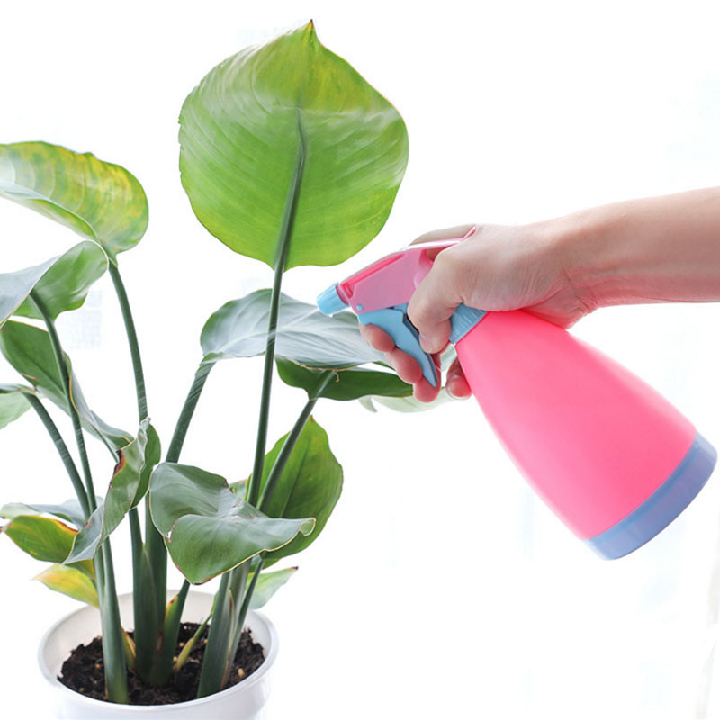 Sprinkler Watering Pot Can Watering Bottle Gardening Tool Candy Color Watering Can