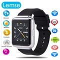 2016 nueva q1 3g smart watch mtk6580 android 5.1 os con bluetooth wifi gps del teléfono smartwatch apoyo nano tarjeta sim