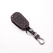Последние Классический кожаный чехол ключ крышки коробки для peugeot 3008 208 308 508 408 2008 407 307 4008 автомобилей кошелек Чехол starline a93