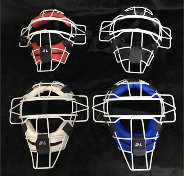 high quality catcher softball baseball face mask protection baseball