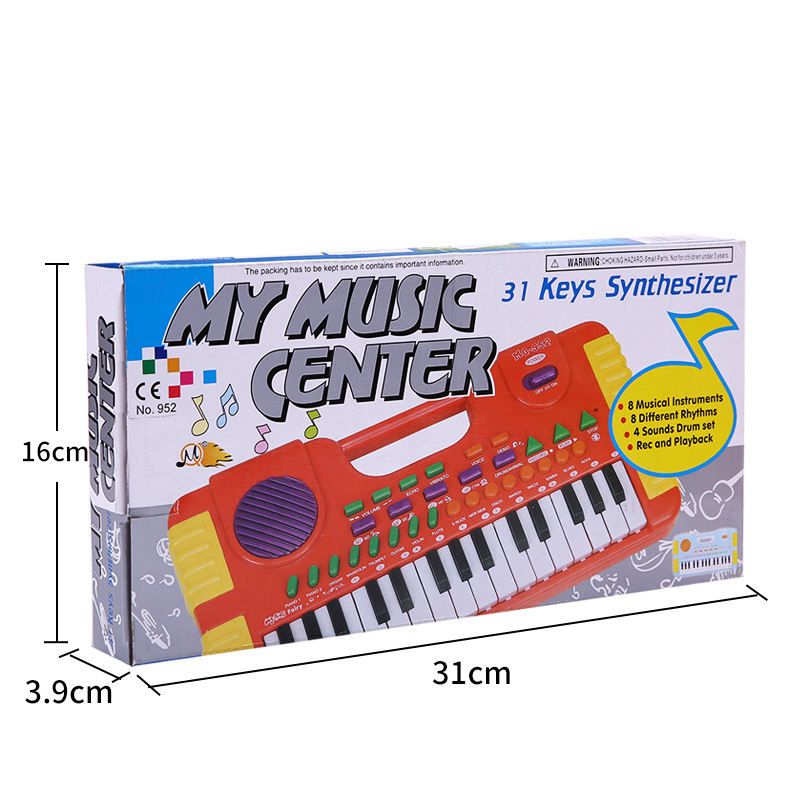 31-Keys-Kids-Baby-Musical-Toys-Children-Musical-Portable-Instrument-Electronic-Piano-keyboard-Educational-Toys-For-Girl-5