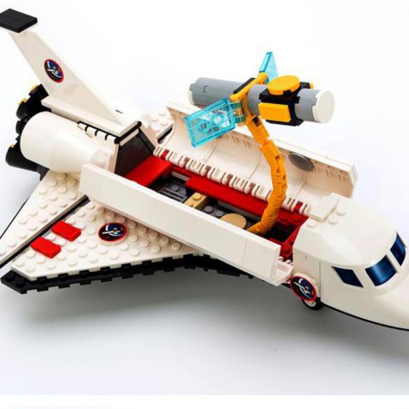 Gudi 8814 Star Wars Marine Cops Space Shuttle Model Sets Building Blocks LegoINGlys Enlighten Bricks Toys For Children Gifts