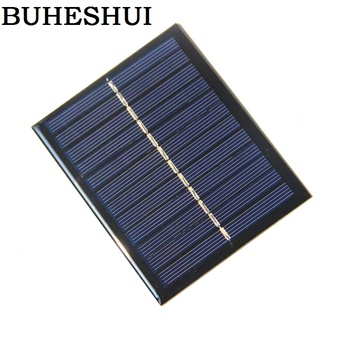 BUHESHUI Mini1.5W 6V Solar Cell Polycrystalline Solar Panel Module DIY Solar Charger 112*91*3MM Epoxy  30pcs/lot Free Shipping