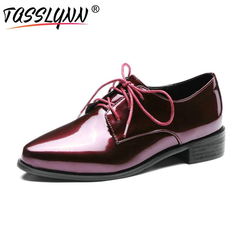 TASSLYNN 2018 Women Pumps Shoes Square H