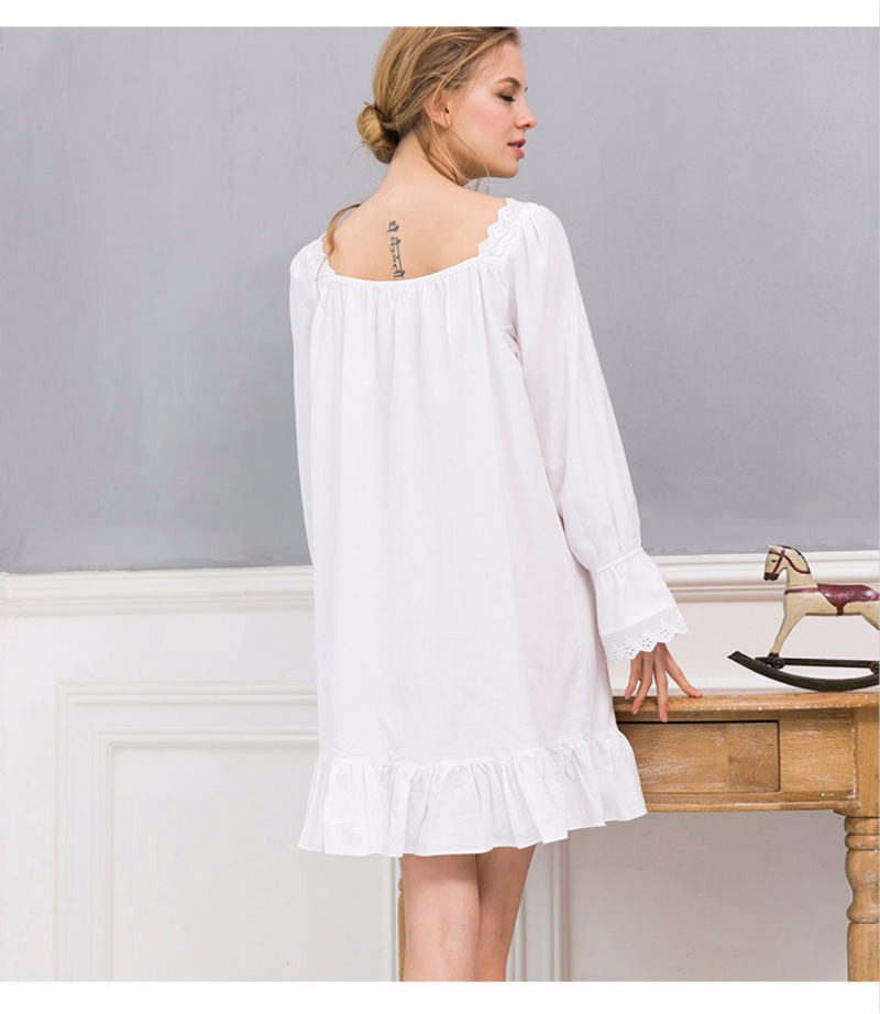 17c4f29538 Dressing Gowns For Women Vestido De Dormir Chemise De Nuit Sexy ...