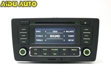 AIDUAUTO FOR Skoda PQ Octavia Yeti Radio Stereo RCN210 MP3 AUX CD Player