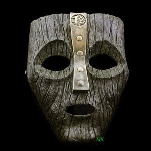 Image 2 - Cameron Diaz Loki Halloween Resin Masks Jim Carrey Venetian  Mask The God of Mischief Masquerade Replica Cosplay Costume Props