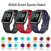 HD Touch Screen Smart Watch Heart Electronics Stock Passomete Sleep Tracker Heart Rate Tracker Bluetooth Sports Waterproof Watch