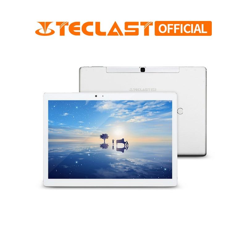 Teclast Mestre T10 10.1 polegada 2560x1600 GB 64 4GB MT8176 13.0MP Hexa Núcleo Android 7.0 Tablets PC 8100mAh HDMI Teclast T10