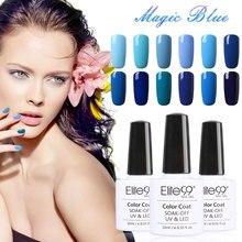 Elite99 Blue Gel Nail Polish – Qt nail