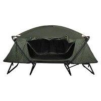 2018 Лидер продаж кемпинг Отдых Бесплатная здания многоцелевой рыбалки дикий поставки сайта палатка кровать