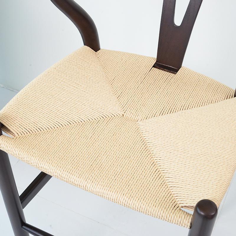 Скандинавский современный из натурального дерева простой обеденной стул из ясеня для отдыха дома спинка деревянного кресла Кеннеди китайский стиль Y стул - Цвет: style 3