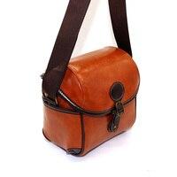 Leather Camera Case Bag For Pentax Q S1 Q10 Q7 Q K S2 K S1 KP